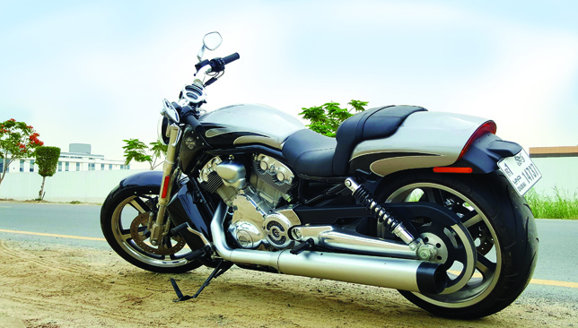 Test Drive May 20 2016 Harley Davidson V Rod Muscle Article Sport360