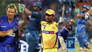 IPL's victorious captains