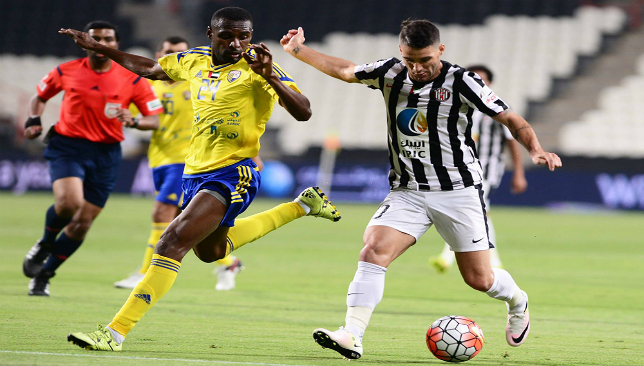 Jazira ended the season with a 1-0 AGL win against Al Dhafra