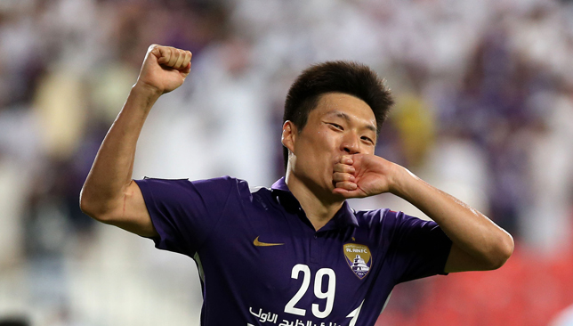 Lee Myung-joo saved Al Ain from an embarrassing President's Cup exit.