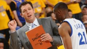 Walton has the task of rejuvenating the Lakers.