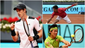 A round-up of all the action from round 3 of the Madrid Open.