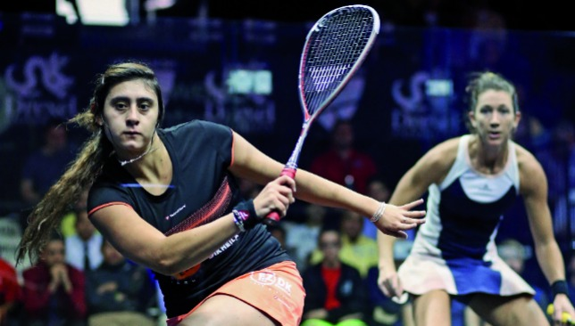 El Sherbini is the first Egyptian woman to win the World Championships.