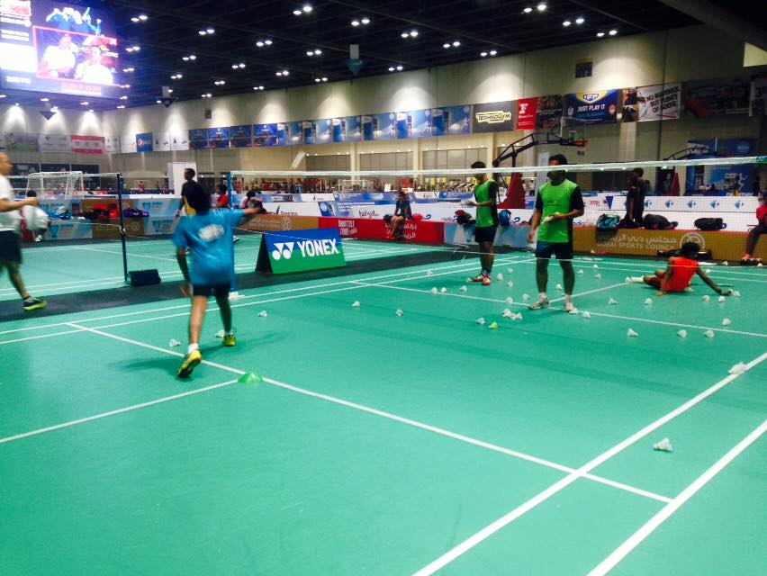 Pro Badminton Academy Places In Uae Sport360