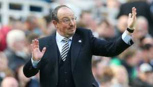 Benitez has penned a new three-year deal on Tyneside.