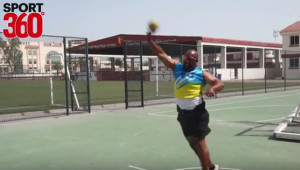Shelton D'Costa is a PE teacher in Dubai.