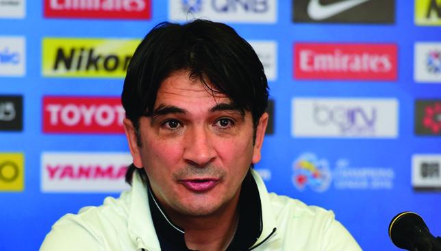 Al Ain boss Zlatko Dalic promises to make amends in ...