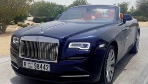 Stunning: Rolls-Royce Dawn.