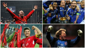 Champions League Finals - Penalties
