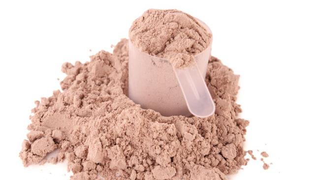 Whey Protein.