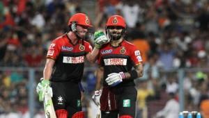 Both Kohli and De Villiers have been in sensational form.