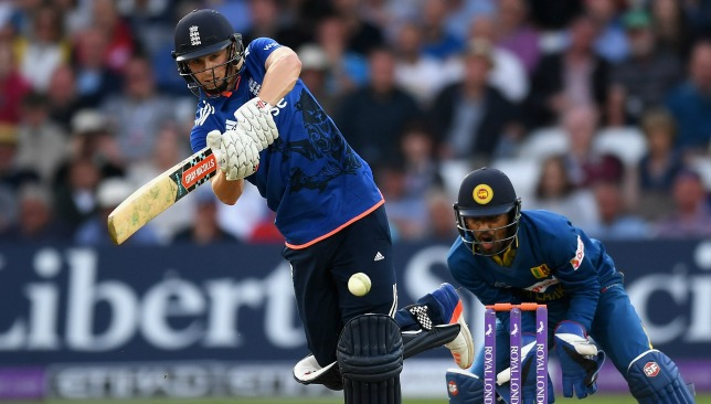 Chris Woakes shined with both bat and ball in the first ODI.