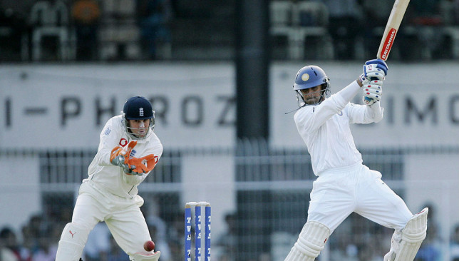 Dravid's batting was key to India's successes overseas (Getty)