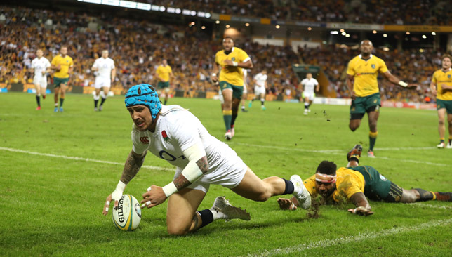England were flying under Eddie Jones early on, including a 3-0 series whitewash of Australia.