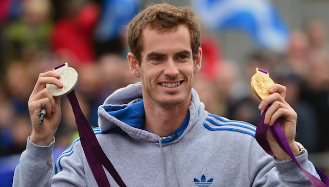 Reigning men's singles champion Andy Murray to return in Rio.