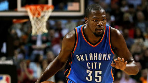 Options open: Kevin Durant.