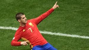 Predator: Alvaro Morata.
