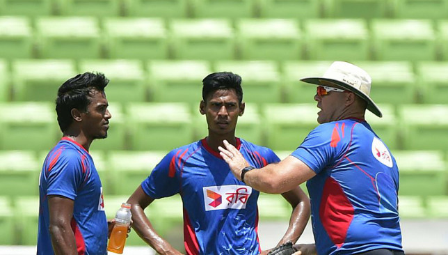 Streak's experience would have greatly helped some of Bangladesh's bowlers