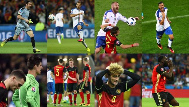 EURO 2020 - QF : Italy - Belgium Italy-Belgium-Position-Battles-Euro-2016