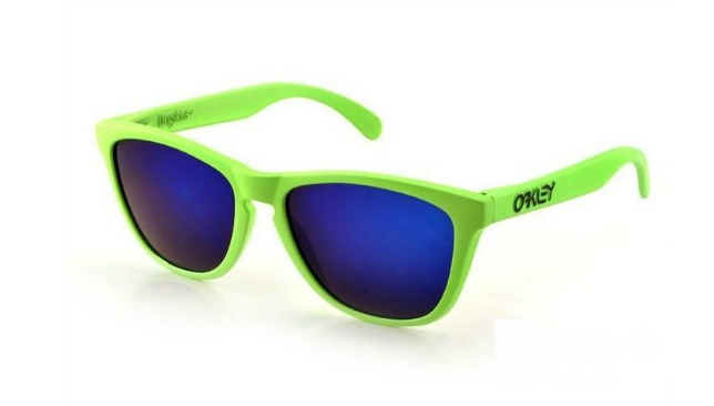 Oakley Green Fade Collection