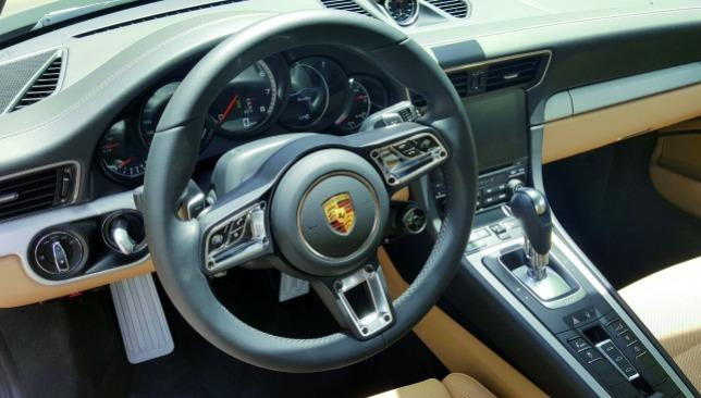 Porsche 911 Turbo Wheel