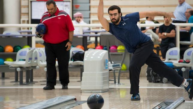 Ramadan Bowling Tournament rolls into action at Zayed ...