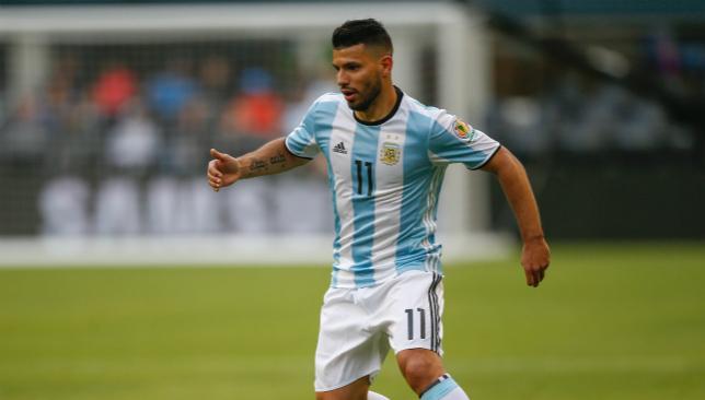 SergioAguero-Argentina-Football-Sport360