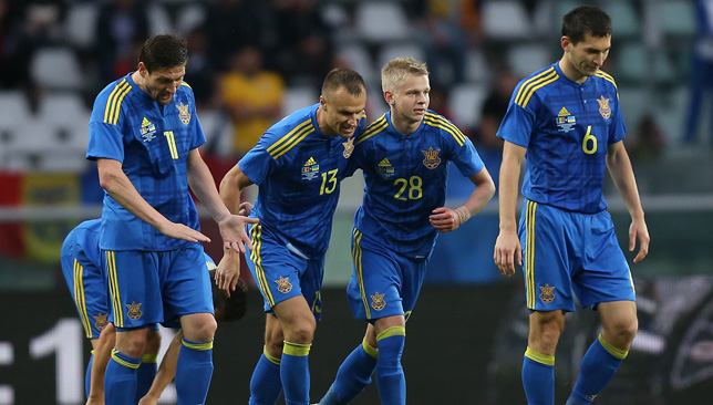 Ukraine.