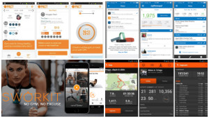Top apps for fitness fanatics.