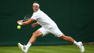 Marcus Willis is the hot topic at Wimbledon