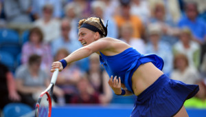 Petra Kvitova prepared for Wimbledon