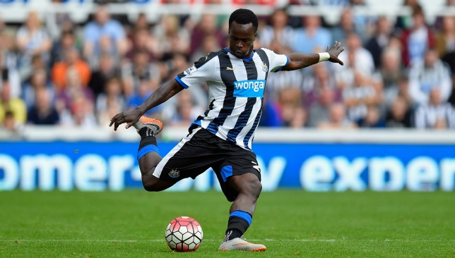 Tiote wants to leave the relegated Toon Army.