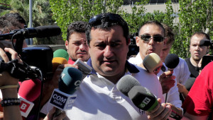 Powerful figure: Super-agent Mino Raiola.