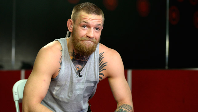 McGregor is never far from the limelight.