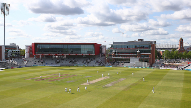Historic: Old Trafford cricket ground.