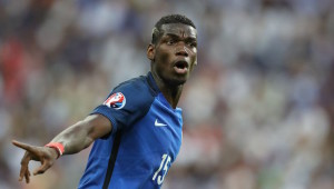 Prodigal son returns: Paul Pogba.