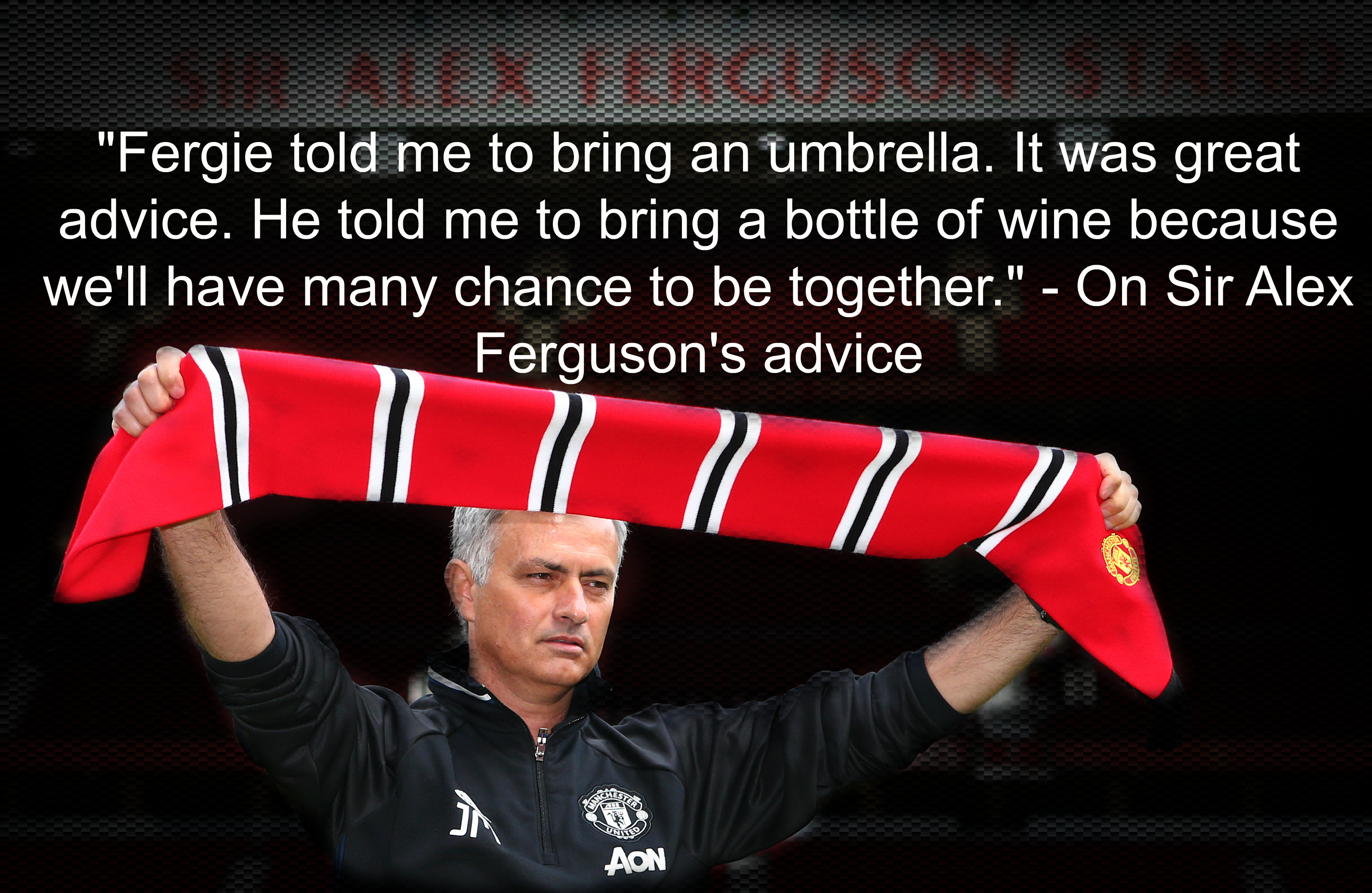 Top 10 Quotes From Jose Mourinho S First Press Conference As Manchester United Manager Sport360 News