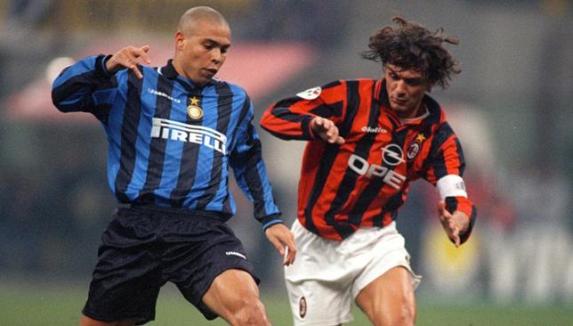 Paolo-Maldini-AC-Milan-Ronaldo