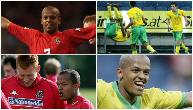 Rob Earnshaw: 16 goals in 59 games for Wales.