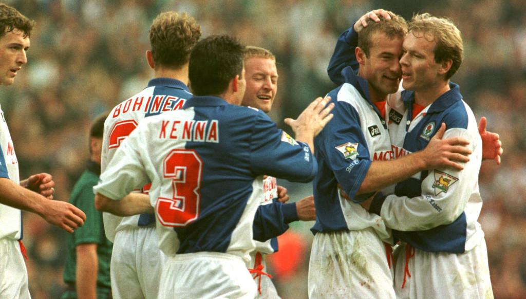 Blackburn won the 1995 Premier League title.