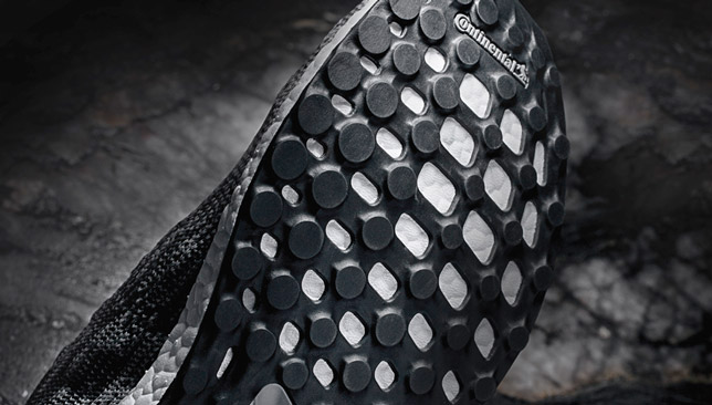 Adidas has partnered with Continental tyres.