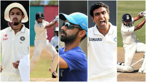 Five options to choose India's vice-captain from