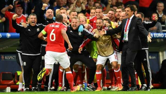 Wales stunned Belgium in the quarter-finals of Euro 2016 to set up a semi-final with Portugal.