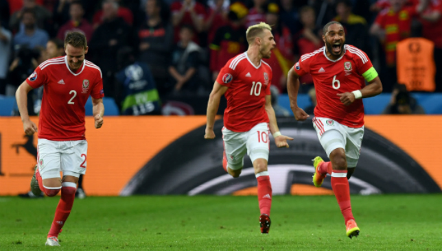 Ramsey was Wales' star man at Euro 2016.