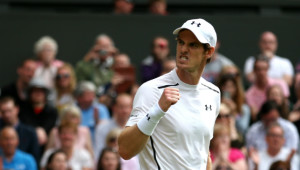 Andy Murray powered through to the third round