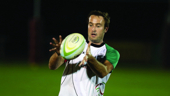 Captain courageous: New Canes skipper Dave Knight