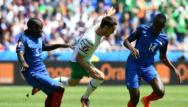 Who will get the nod from Deschamps?