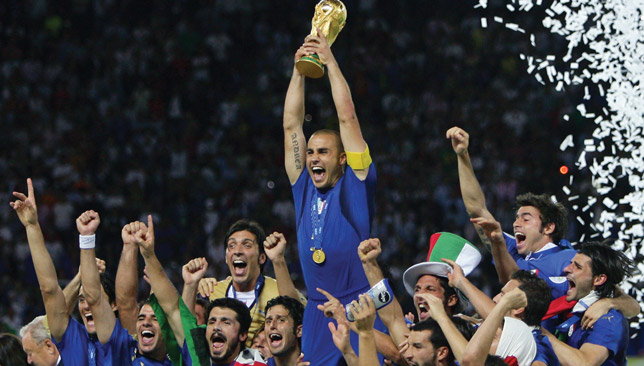 On This Day Italy Win The World Cup Penalties