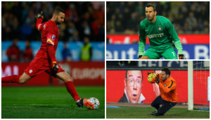 Samir Handanovic: Inter's Dark Knight
