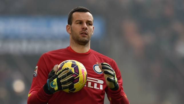 Handanovic determined to win with Inter